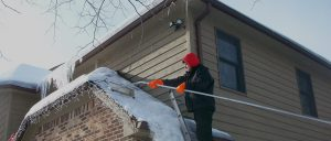 Ice Dam Removal and Rooftop Snow Removal Minnesota, Wisconsin, Hudson WI, Woodbury MN, Stillwater MN, St Paul MN
